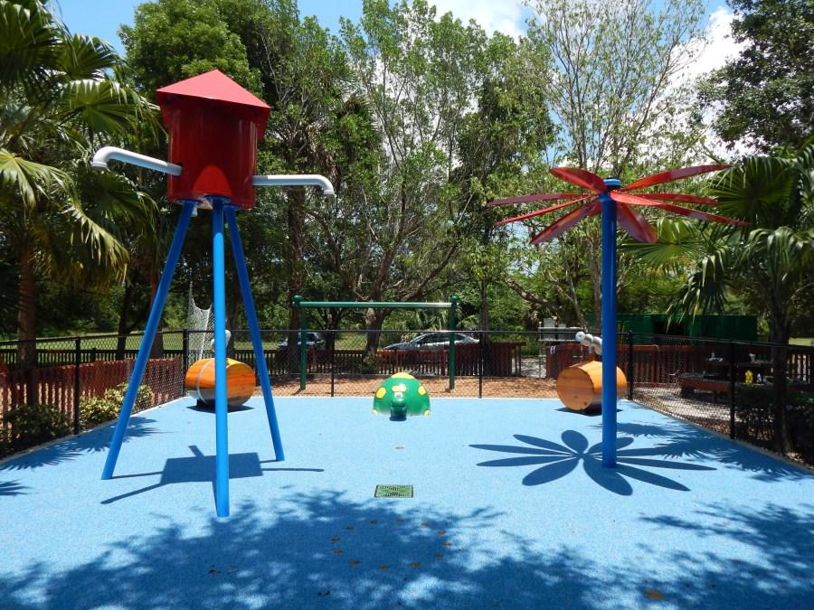 New Splash Park located inside of of Liberty Park. Photos courtesy City of Parkland.