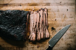 Brisket at 4 Rivers Smokehouse