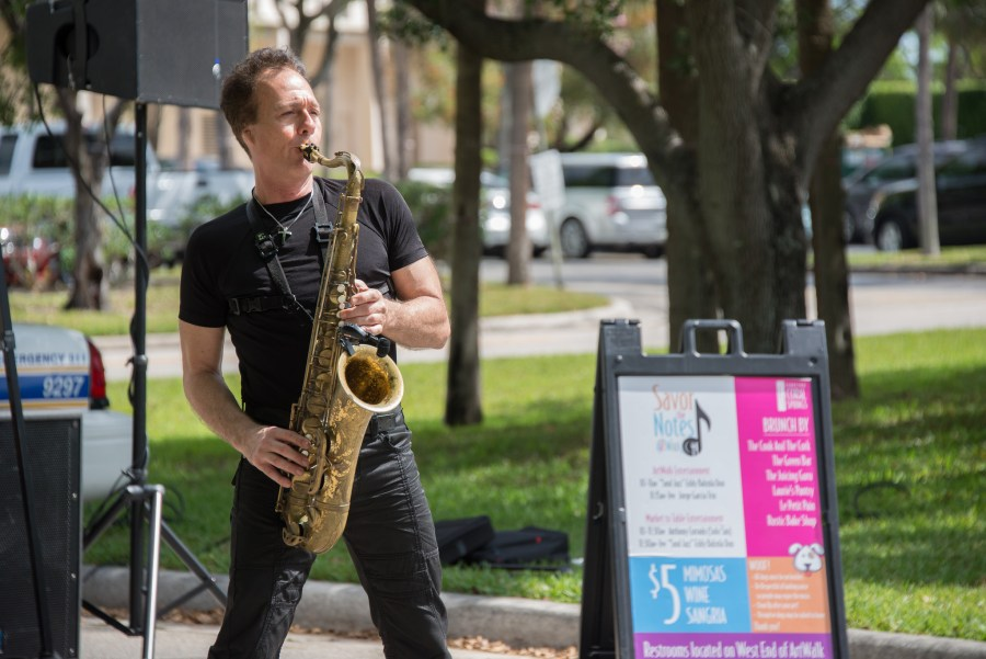 Jazz Brunch in Coral Springs. Photo by Coral Springs Talk.