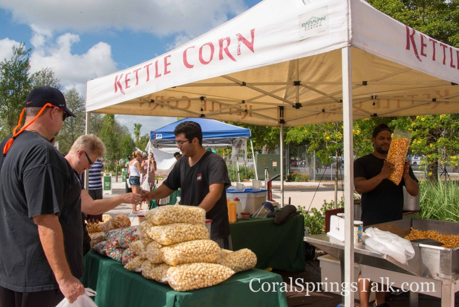 The Coral Springs Farmers' Market