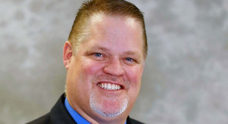 Ty Thompson Named Finalist for Principal of the Year