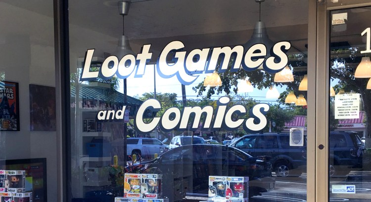 Free Comic Book Day Held at Loot Games and Comics on May 6