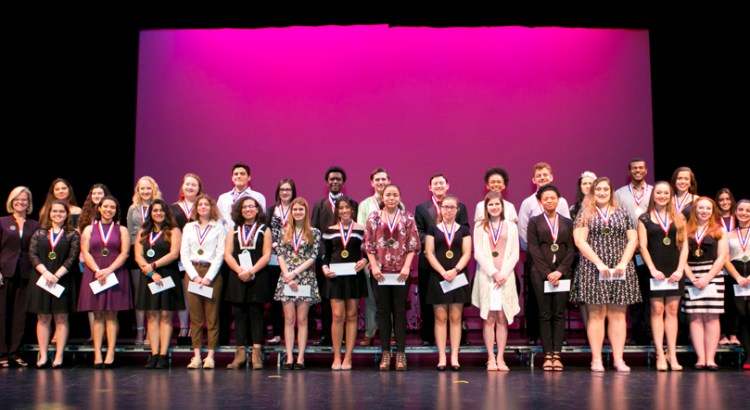 Local Students Awarded Arts for the Future Scholarships