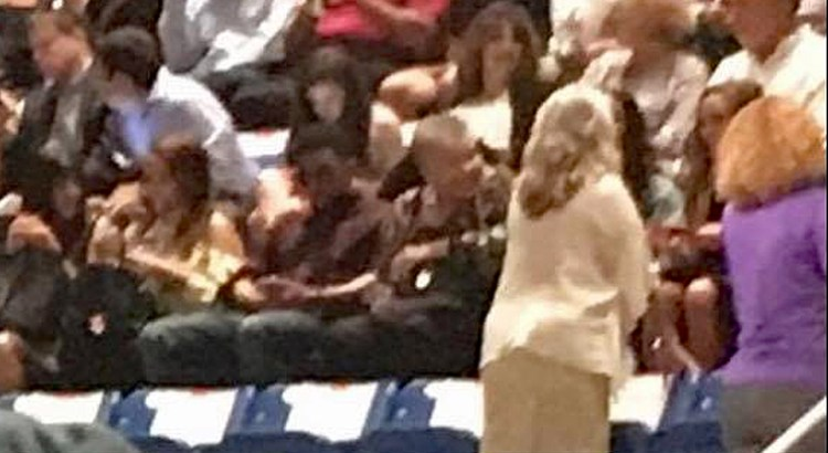 Parents Say School Board Member Blocks Seats for Friends at Graduation Ceremony
