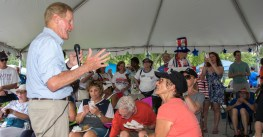 Record Turnout for Democrats at Annual Labor Day Picnic