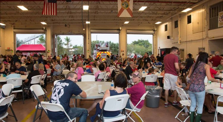 Residents Invited to Firefighters Annual Cancer Awareness Pasta Dinner