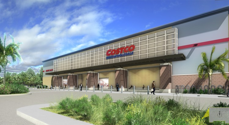 Photos of Proposed Coral Springs Costco