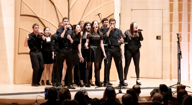 The Shabbatones Perform Live A Cappella Concert in Coral Springs