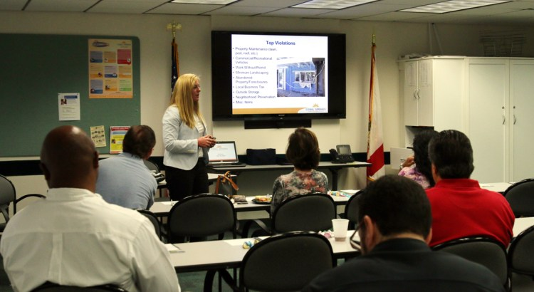 Applications Open for the 2018 Coral Springs Government Academy
