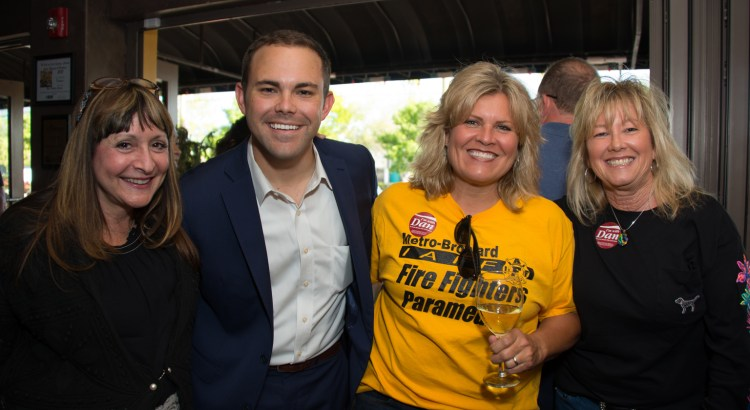 Coral Springs Commissioner Dan Daley Holds Reelection Kickoff for Third Term