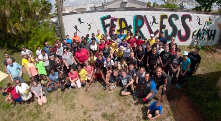 Coral Springs Church, Stoneman Douglas Survivors Transform Youth Shelter