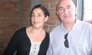 Reyes y Antonio (Toñín).