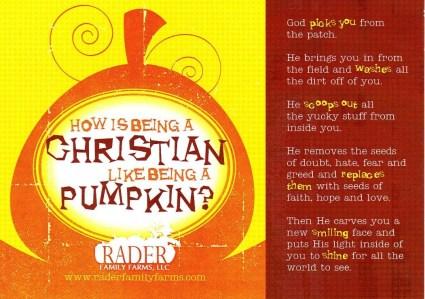 Christian=Pumpkin