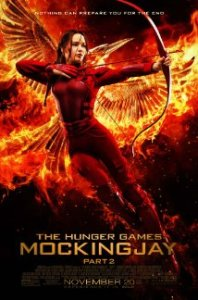 Hunger Games The Mockingjay Part 2