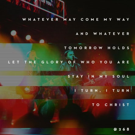 Matt Redman Quote
