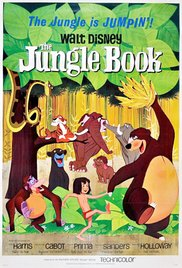 The Jungle Book animated