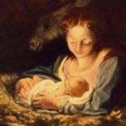 CORREGGIO Nativity (Holy Night) 1528-30
