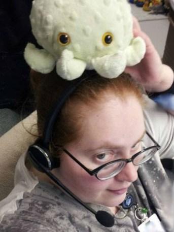 The Bigger Octopod!