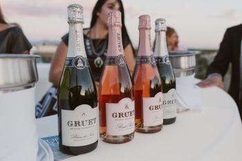 Celebrate with Gruet Champagne