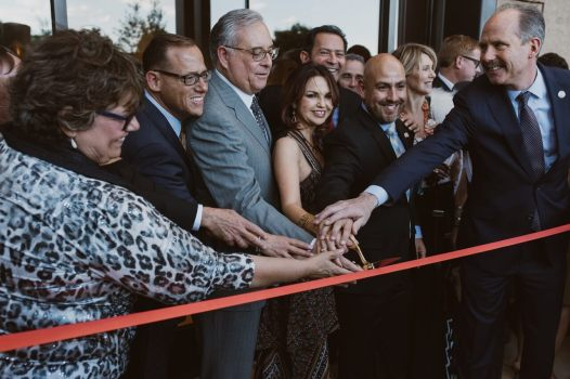 Hotel Chaco Ribbon Cutting