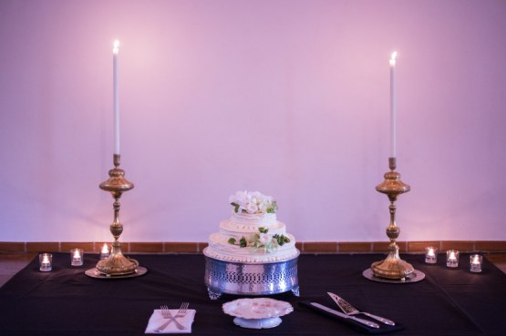 The Wedding Cake Table