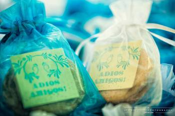 Biscochito Wedding Favors