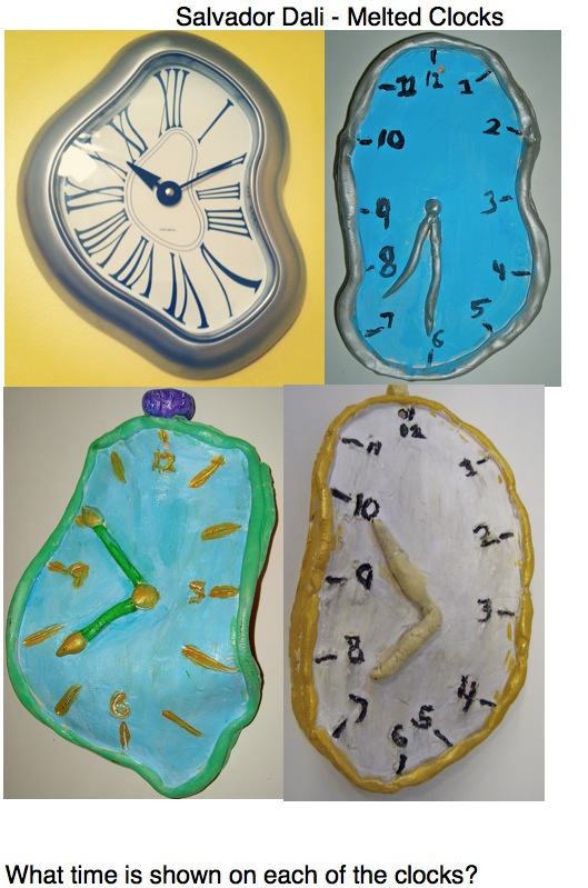 Dali Clocks