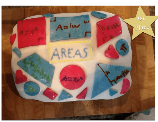 Great Maths Bake Off Winner