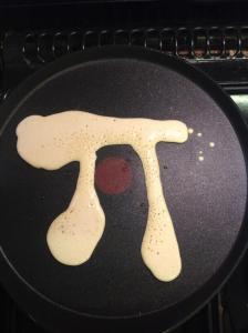 Pi Pancake