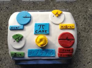Entry 4 - Pi Cake