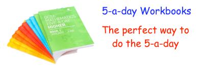 5aday Workbooks