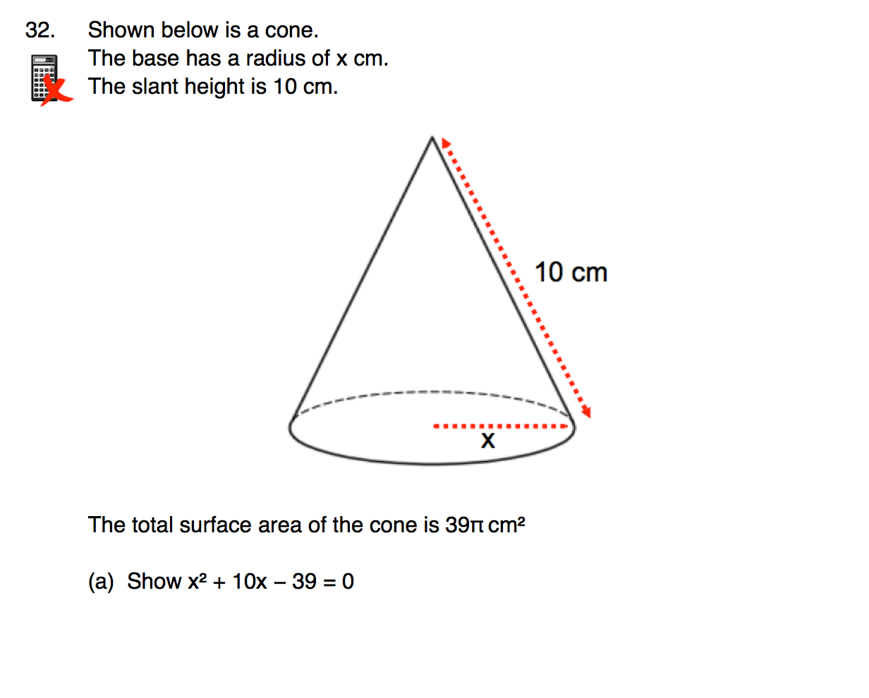 Volume Of A Cone Worksheet