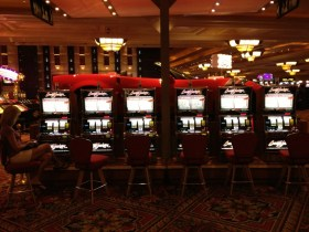 Mandalay Bay Barrett-Jackson Slot Machines