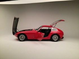 Vignale Corvette. Art Direction by Corbin Snyder.