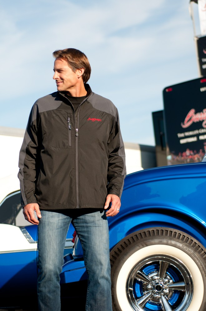 Barrett-Jackson Merchandise Shoot