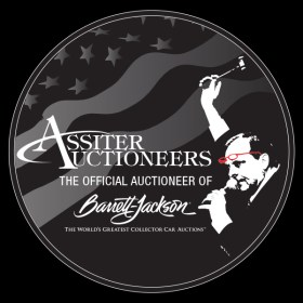 Assiter Auctioneers Logo, designed by Corbin Snyder