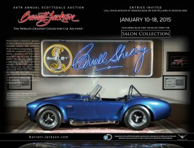 Barrett-Jackson Sports Car Market Supplement Ad