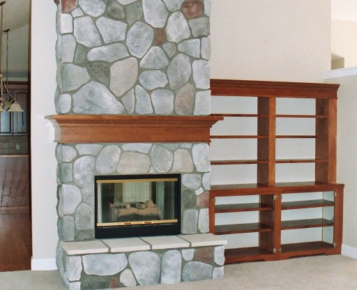 New Home – HA Fireplace