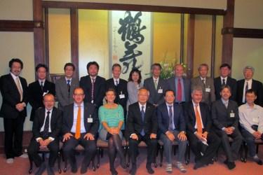 Juan Manual Corchado - Congreso Internacional sobre Robótica celebrado en Osaka