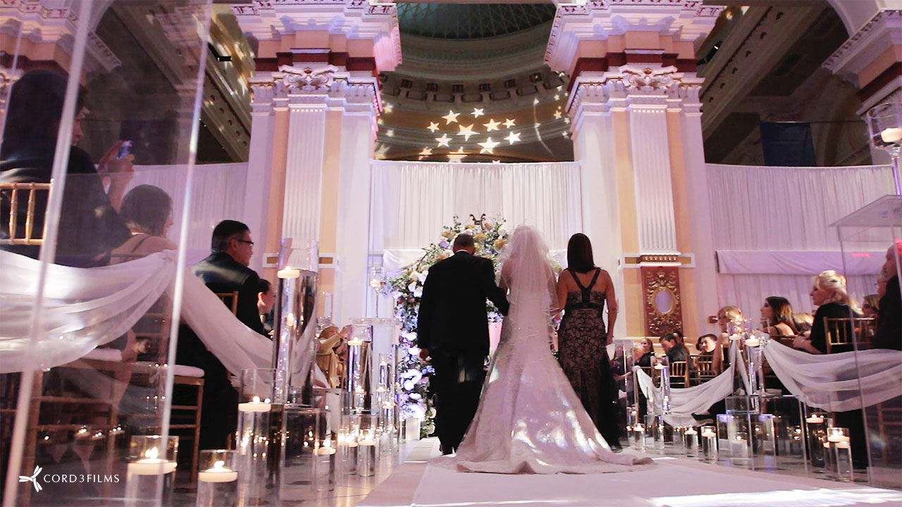 The Please Touch Museum Wedding Video Videography