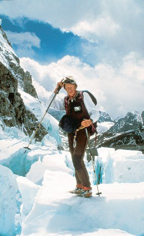Boukreev - Everest 1996