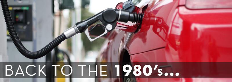 1980s Cheap Gasoline