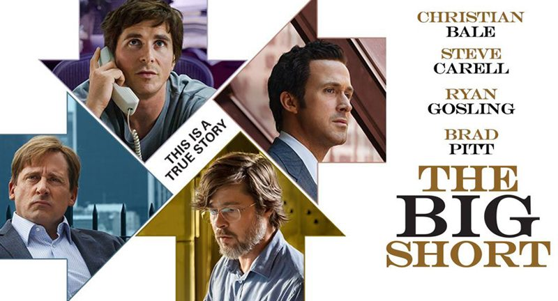 Amazon Has Renting The Big Short For Just 099 Today Online