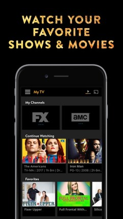 Sling TV Releases a New iOS & XBOX ONE App With a New User