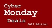 Best Cyber Monday Deals 2017