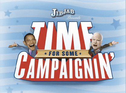 Jib Jab > It's Time for Some Campaignin'