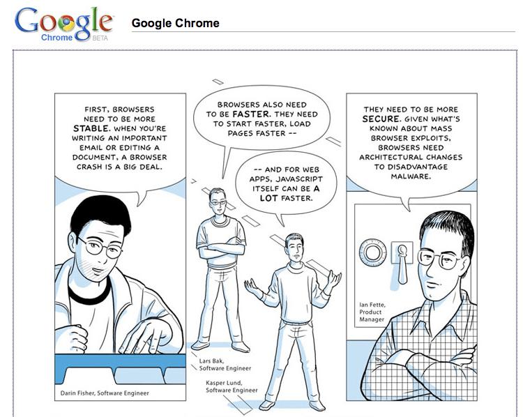 Googlebooks > Google Chrome p. 1