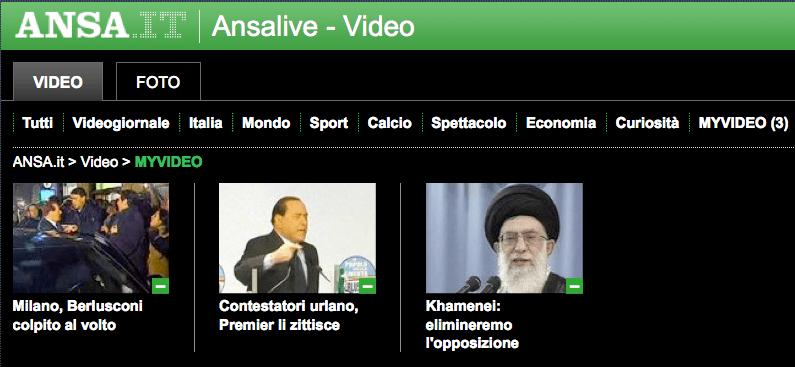 ANSA > Myvideo