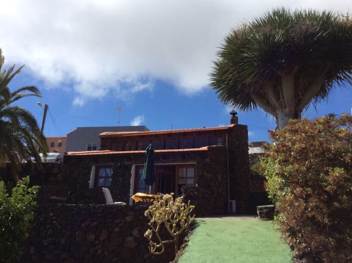 La casita di Anton y Maria a Taibique
