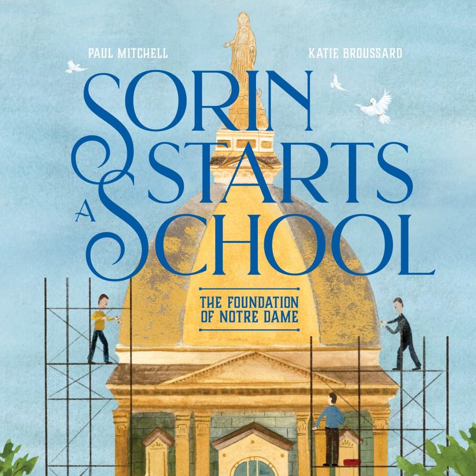 Sorin Starts a School Cover